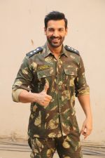 John Abraham during the promotional shoot for the film Parmanu at Mehboob studio, Bandra (22)_5a9835aa99821.JPG