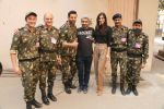 John Abraham, Diana Penty during the promotional shoot for the film Parmanu at Mehboob studio, Bandra (15)_5a9835b041d89.JPG