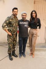 John Abraham, Diana Penty during the promotional shoot for the film Parmanu at Mehboob studio, Bandra (19)_5a9835b3deeaa.JPG