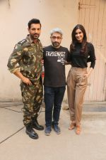 John Abraham, Diana Penty during the promotional shoot for the film Parmanu at Mehboob studio, Bandra (22)_5a9835b75f452.JPG