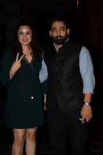 Meher Vij with her husband at the Success Party Of Film Secret Superstar  (10)_5a98335f22c47.jpg