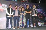 Sunidhi Chauhan, Karan Tacker at the Trailer Launch Of Amazon Prime Original The Remix  (20)_5a98330c23a83.jpg