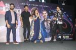 Sunidhi Chauhan, Karan Tacker at the Trailer Launch Of Amazon Prime Original The Remix  (23)_5a98333fd87b1.jpg