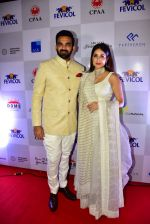 Zaheer Khan & Sagarika Ghatge at Caring with Style Fashion Show (1)_5a9810e3a41cd.JPG