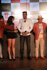 Manish Paul, Manjari Phadnis, Annu Kapoor at the Song Launch Of Baa Baaa Black Sheep on 1st March 2018