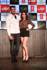Manjari Phadnis, Manish Paul at the Song Launch Of Baa Baaa Black Sheep on 1st March 2018 (65)_5a9b65a885c1b.jpg