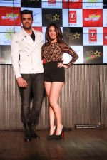 Manjari Phadnis, Manish Paul at the Song Launch Of Baa Baaa Black Sheep on 1st March 2018 (67)_5a9b65ab63e7c.jpg