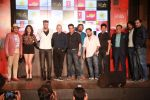Manjari Phadnis, Manish Paul, Anupam Kher, Annu Kapoor, Natasha Suri, Mika Singh at the Song Launch Of Baa Baaa Black Sheep on 1st March 2018 (46)_5a9b65ae361e0.jpg