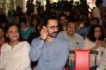 Aamir Khan at the book launch of Manjeet Hirani_s book titled _How to be Human - Life lessons by Buddy Hirani_ in Title Waves, Bandra, Mumbai on 5th March 2018 (15)_5a9e37f7cd59e.JPG