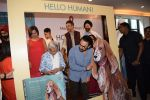 Aamir Khan at the book launch of Manjeet Hirani_s book titled _How to be Human - Life lessons by Buddy Hirani_ in Title Waves, Bandra, Mumbai on 5th March 2018 (36)_5a9e38121796b.JPG