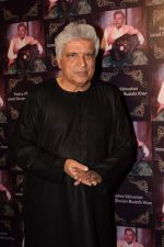 Javed Akhtar at the national honour Padma vibhushan bestowed to guru Ustad Ghulam Mustafa Khan at The Club in Andheri on 5th March 2018