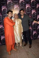 Sonu Nigam at the national honour Padma vibhushan bestowed to guru Ustad Ghulam Mustafa Khan at The Club in Andheri on 5th March 2018 (77)_5a9e3374d1281.JPG
