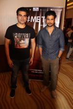 Arbaaz Khan, Rajeev Khandelwal at the Premiere of the upcoming short film #metoo at The View Andheri in mumbai on 6th March 2018 (44)_5a9f8a21e45e8.JPG