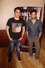 Arbaaz Khan, Rajeev Khandelwal at the Premiere of the upcoming short film #metoo at The View Andheri in mumbai on 6th March 2018 (47)_5a9f8a900bcde.JPG