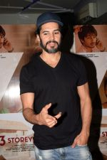 Dino Morea at the Screening of film 3 Storeys in sunny sound, juhu, Mumbai on 6th March 2018 (130)_5a9f906ced217.JPG