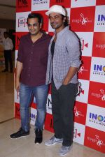 Sunil Grover,  Mukesh Chhabra At Film Festival Bolti Khidkiyaan on 7th March 2018 (15)_5aa0c4436604b.JPG