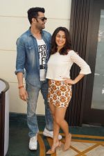 Manish Paul, Manjari Phadnis Spotted For Promotion of Film Baa Baaa Black Sheep on 8th March 2018 (40)_5aa225aed7695.JPG