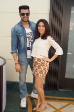 Manish Paul, Manjari Phadnis Spotted For Promotion of Film Baa Baaa Black Sheep on 8th March 2018 (42)_5aa225b08fe7d.JPG