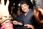 Nagarjuna with Cast of Shiva 2 spotted at Estrella lounge in juhu, mumbai on 8th March 2018