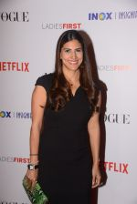 Parizaad Kolah Marshall at the Premier of _Ladies First_- The First Original Netflix Documentary that chronicles the life of World No 1 Archer, Deepika Kumari on 8th March 2018_5aa2315639a73.jpg