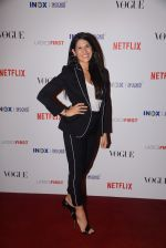 Shaana Levy Bahl at the Premier of _Ladies First_- The First Original Netflix Documentary that chronicles the life of World No 1 Archer, Deepika Kumari on 8th March 2018