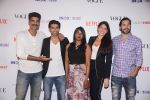 Sikander, Uraaz, Deepika, Shaana and Dino at the Premier of _Ladies First_- The First Original Netflix Documentary that chronicles the life of World No 1 Archer, Deepika Kumari on 8th March 2018