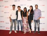 Sikandr Khr, Dino Morea at the Premier of _Ladies First_- The First Original Netflix Documentary that chronicles the life of World No 1 Archer, Deepika Kumari on 8th March 2018