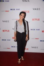 Tara Sharma Saluja at the Premier of _Ladies First_- The First Original Netflix Documentary that chronicles the life of World No 1 Archer, Deepika Kumari on 8th March 2018