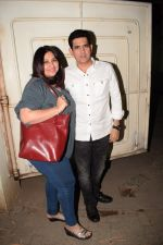 Umang Kumar at the Screening of Hate story 4 at sunny sound juhu, mumbai on 8th March 2018