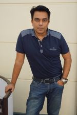 Vishwas Paandya Spotted For Promotion of Film Baa Baaa Black Sheep on 8th March 2018 (23)_5aa225ca5890e.JPG