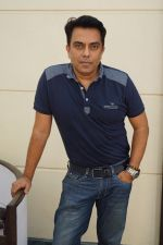 Vishwas Paandya Spotted For Promotion of Film Baa Baaa Black Sheep on 8th March 2018 (25)_5aa225d27f410.JPG