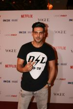 Zayed Khan at the Premier of _Ladies First_- The First Original Netflix Documentary that chronicles the life of World No 1 Archer, Deepika Kumari on 8th March 2018 (5)_5aa231db970f8.jpg