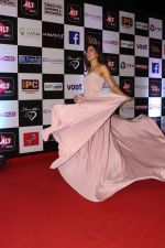 Aahana Kumra Attend Digital Awards Function on 10th March 2018