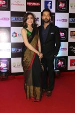 Nakuul Mehta Attend Digital Awards Function on 10th March 2018 (94)_5aa530089729b.jpg