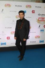 Karan Johar at Hello Hall of Fame Awards in st regis in mumbai on 12th March 2018 (28)_5aa773c2106a7.JPG