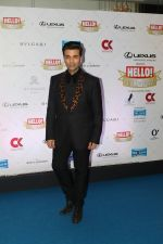 Karan Johar at Hello Hall of Fame Awards in st regis in mumbai on 12th March 2018 (33)_5aa773cc2fde3.JPG
