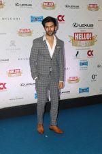 Kartik Aaryan at Hello Hall of Fame Awards in st regis in mumbai on 12th March 2018