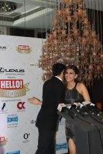 Kriti Sanon, Sidharth Malhotra at Hello Hall of Fame Awards in st regis in mumbai on 12th March 2018 (88)_5aa7741012e7d.JPG