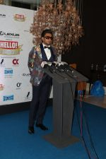 Ranveer Singh at Hello Hall of Fame Awards in st regis in mumbai on 12th March 2018