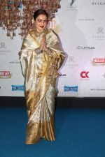 Rekha at Hello Hall of Fame Awards in st regis in mumbai on 12th March 2018 (42)_5aa775169ad20.JPG