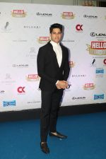 Sidharth Malhotra at Hello Hall of Fame Awards in st regis in mumbai on 12th March 2018