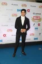 Sidharth Malhotra at Hello Hall of Fame Awards in st regis in mumbai on 12th March 2018 (79)_5aa774254b94b.JPG