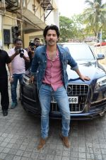 Varun Dhawan at the Trailer launch of film October in pvr juhu, mumbai on 12th March 2018