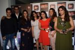 Ekta Kapoor, Mona Singh, Gurdeep Kohli, Ronit Roy, Palak Jain, Manraj Singh, Pooja Banerjee at the Screening of Alt Balaji's Kehne Ko Humsafar Hain on 13th March 2018