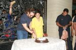 Aamir Khan birthday celebration at his mumbai residence on 14th March 2018 (1)_5aaa0de9a8dce.JPG