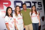 Chunky Pandey, Nandita Mahtani,  Bhavna Pandey at Roots Premiere League Spring Season 2018 For Amateur Football In India on 14th March 2018 (124)_5aaa12a5dd7c6.jpg