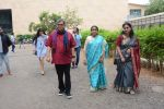 Asha Bhosle At Whistling Woods International For 5th Veda Session on 15th March 2018 (9)_5aab627bccbfd.jpg