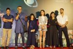Kirti Kulhari, Divya Dutta, Abhinay Deo, Bhushan Kumar, Arunoday Singh, Anuja Sathe, Pradhuman Singh Mall at Blackmail film Song Launch on 16th March 2018 (63)_5aaf62b17d82e.JPG