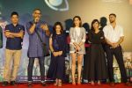 Kirti Kulhari, Divya Dutta, Abhinay Deo, Bhushan Kumar, Arunoday Singh, Anuja Sathe, Pradhuman Singh Mall at Blackmail film Song Launch on 16th March 2018 (76)_5aaf635882968.JPG