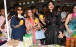 Juhi Chawla, Madhoo Shah At the Opening Of Women Of India Organic Festival on 18th March 2018 (95)_5ab0a34951e06.JPG